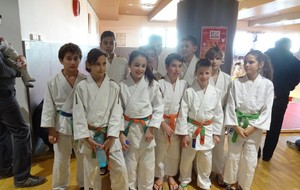 TOURNOI ORANGE Benjamins Minimes